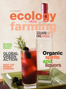 Ecology and Farming No 1/2014