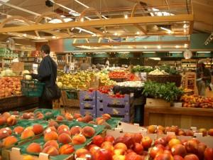 Organic Food, whole food market